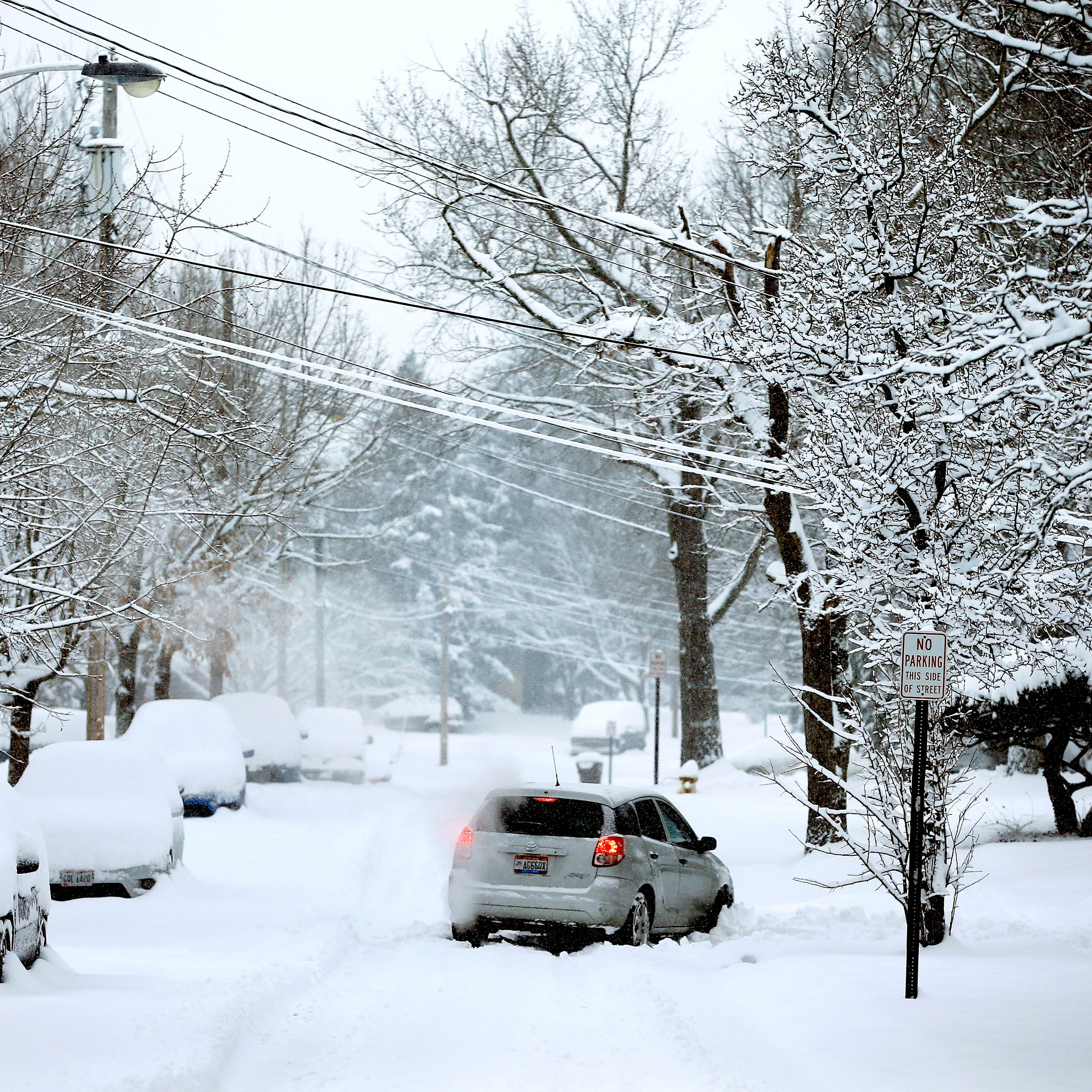 Say it ain't snow: 2 winter storms, then an Arctic blast from the 'fractured' polar vortex