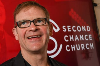 Teaser video of Perry Noble talking about how he knew he would start another church one day.