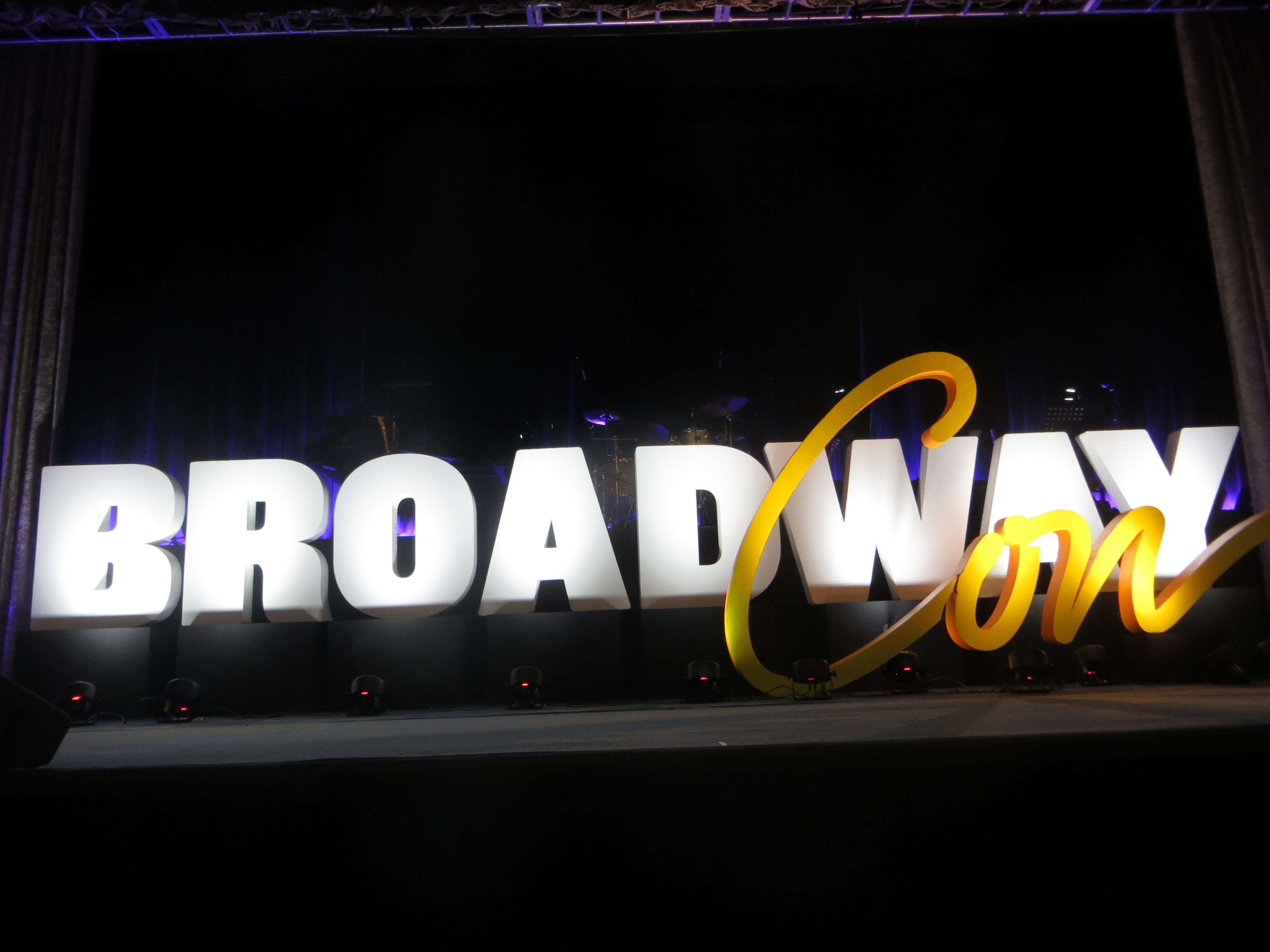 BroadwayCon 2019 was held Jan. 11 to 13, 2019, at the New York Hilton Midtown in Manhattan.