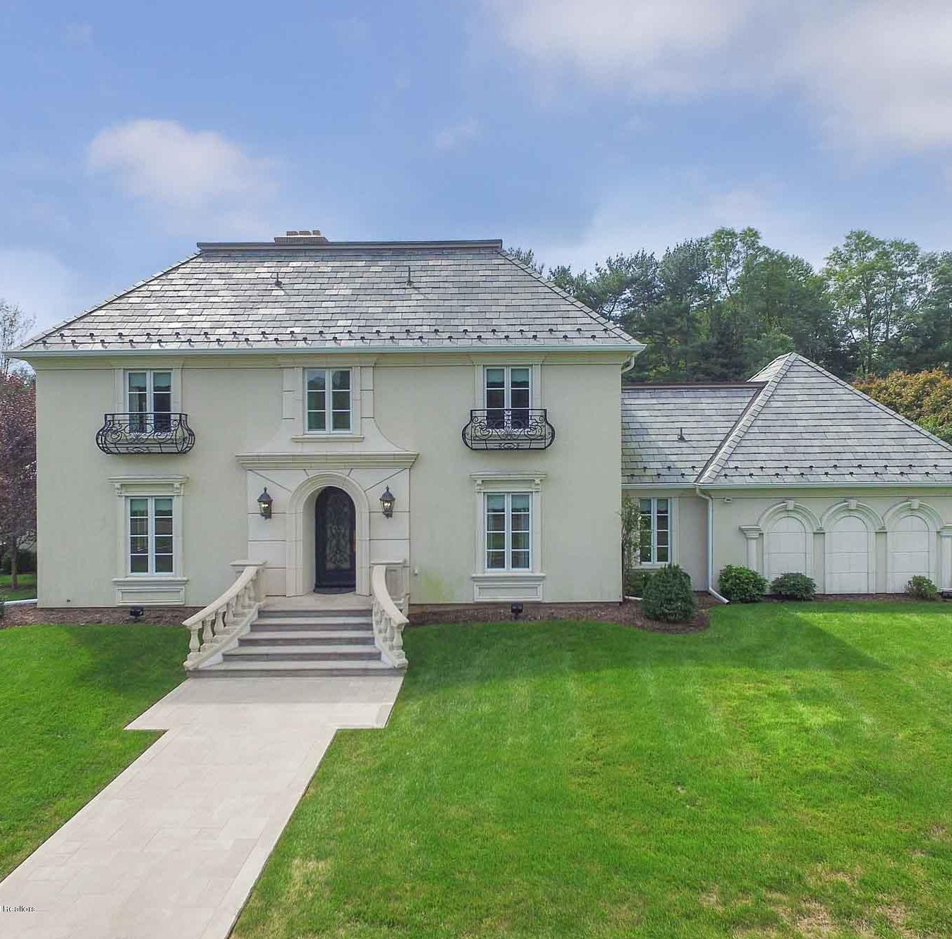 Exquisite Chateau Style home Rumson