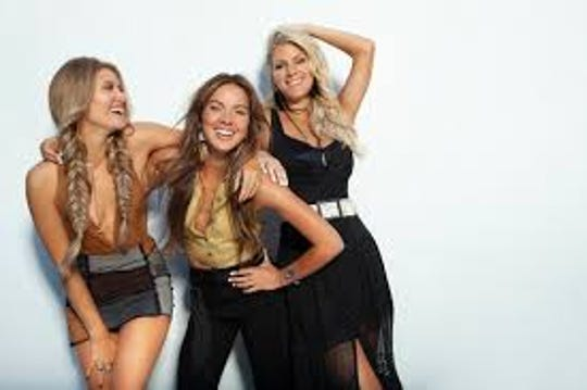 The trio Runaway June will perform Saturday for Rehab 2019 at the Abilene Convention Center.