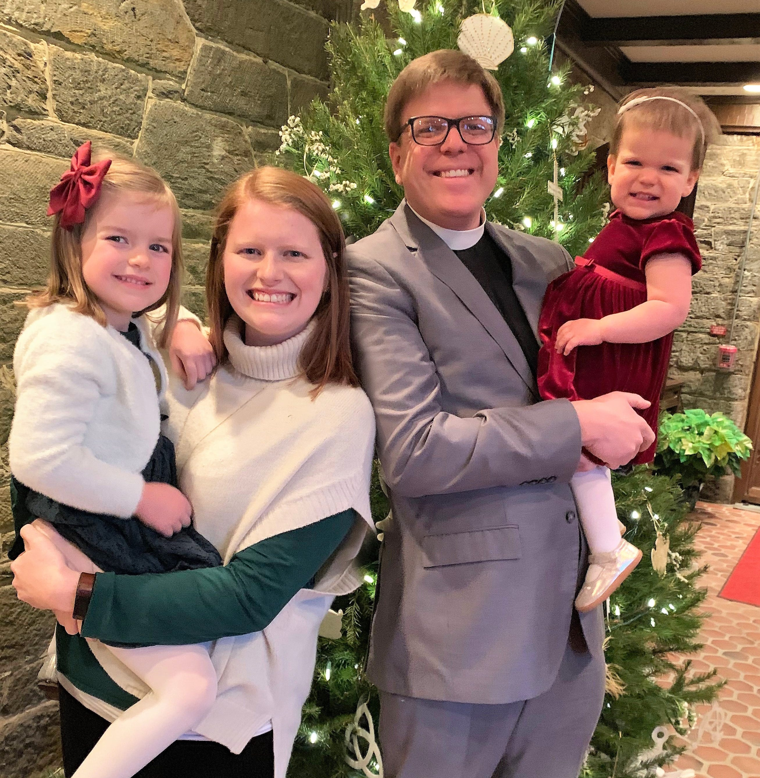 Heavenly decision: Former curate returning to lead Abilene Episcopal church