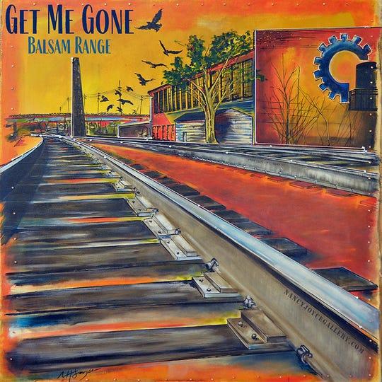 "Nancy Hilliard Joyce's painting ""Blackbirds"" was  the cover of Balsam Range's single ""Get Me Gone."""