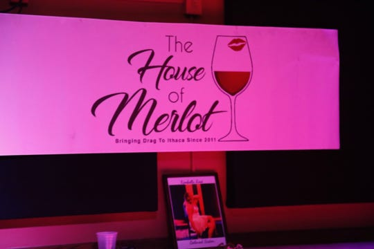 The House of Merlot drag performance group held a memorial show in honor of Josie Berrios June 22, 2017.