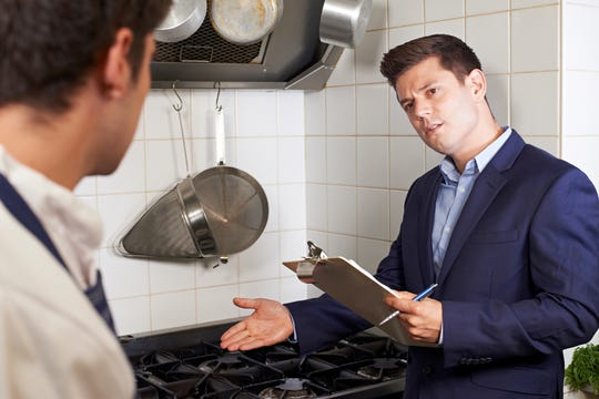 Inspectors with the Florida Department of Business and Professional Regulation's Division of Hotels and Restaurants conduct more than 48,000 inspections a year.