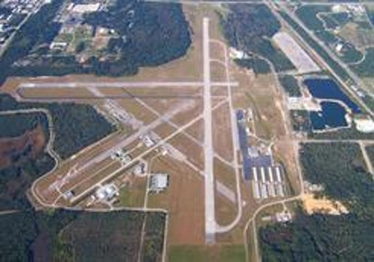 Two employees of the Titusville-Cocoa Airport Authority have resigned following allegations of improper use and handling of authority property for personal use. Pictured here is the Space Coast Regional Airport which is one of the three aiports included in the authority.