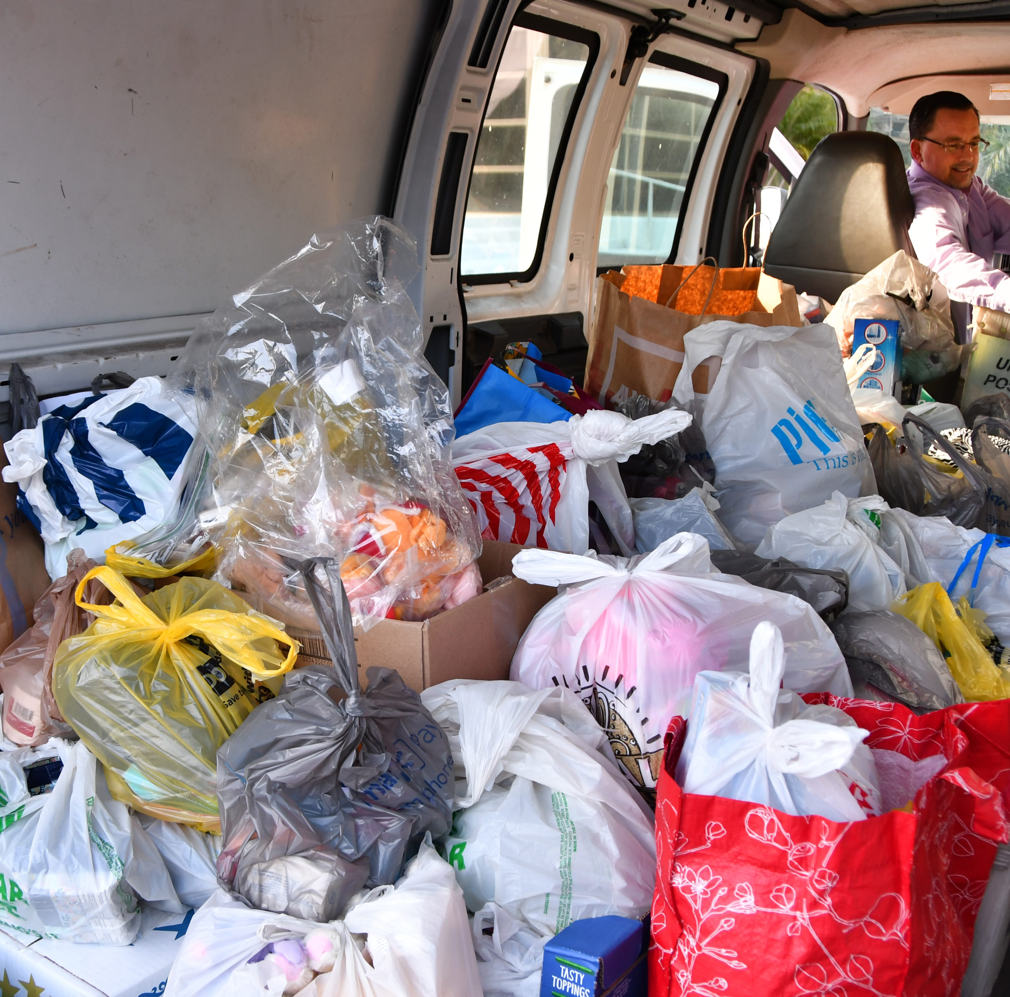 Space Coast comes through, by the truckload, for Operation Gratitude