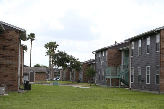 The Estates Apartments, 3720 Brookside Drive.