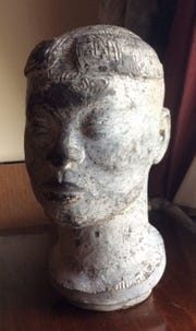 An unfinished sculpture by 20th-century American artist Nathaniel Choate was stolen from a Barclay Towers apartment in November. The Cherry Hill Police Department recently announced that agents with the FBI's Art Crime Team are assisting with the investigation.