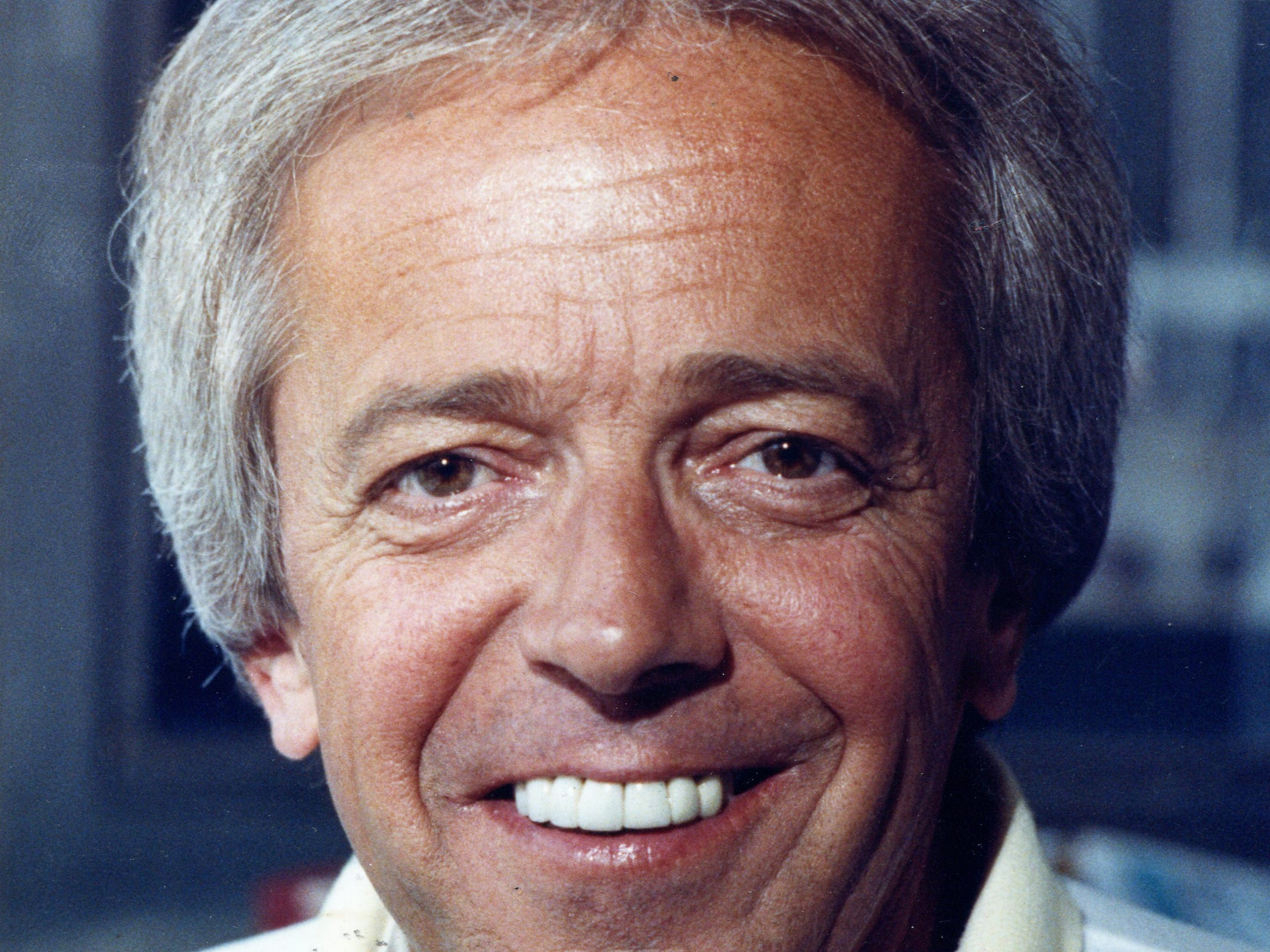 Marty Brennaman, Cincinnati Reds broadcaster. File photo from 1991.