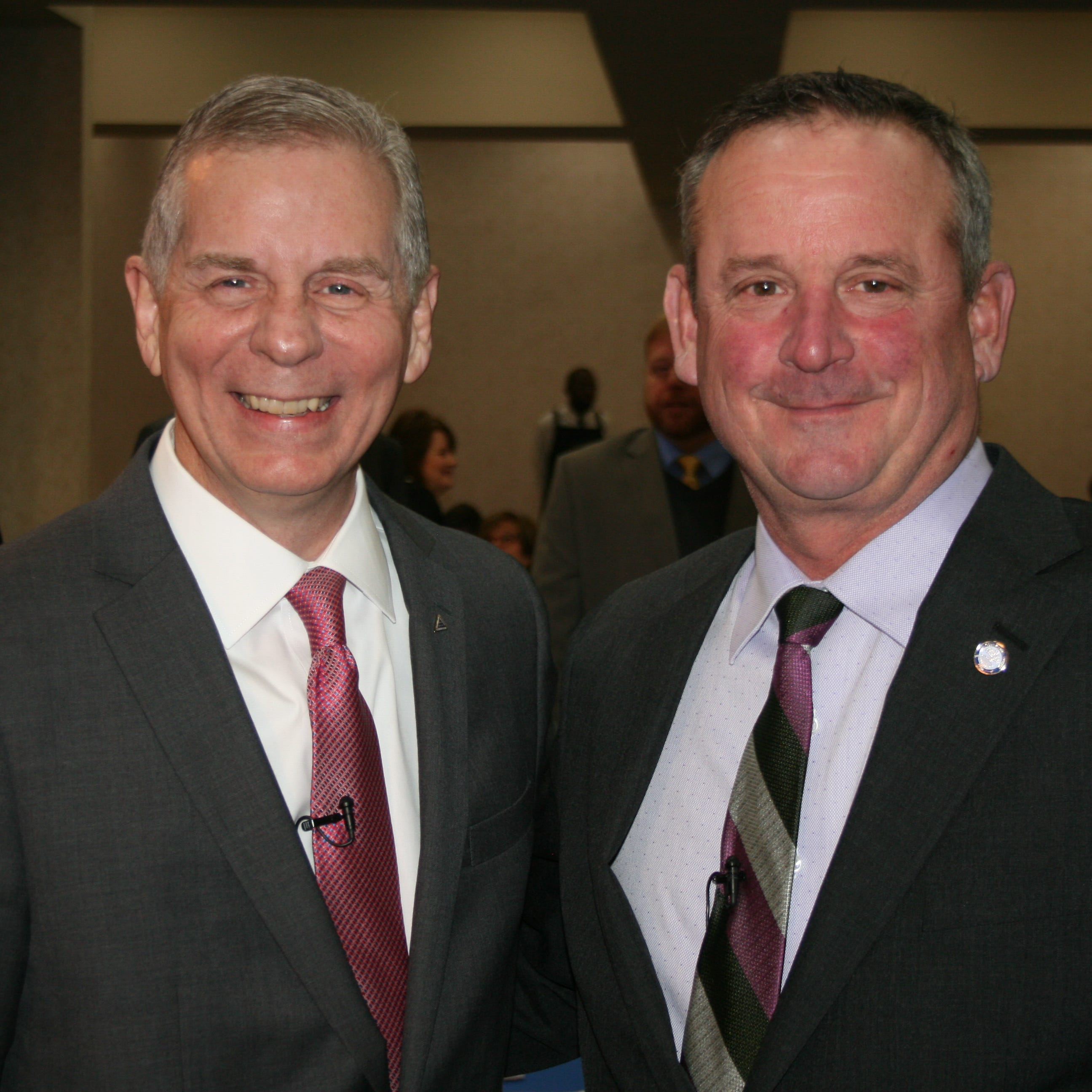 Mayors promise new era of cooperation for Clarksville, Montgomery County
