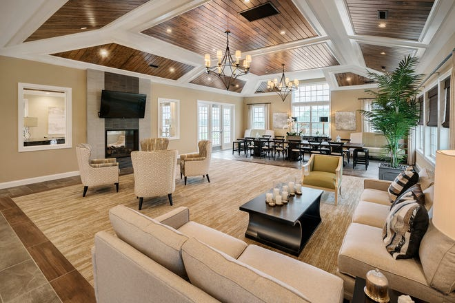 The combination of brand-new single-family homes, very little required maintenance, and a resort-inspired lifestyle with numerous amenities and activities is quickly winning over home buyers at K. Hovnanian's® Four Seasons at Monroe