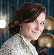 """Lindsey Braun is a storyteller with the Des Moines Storytellers Project """"Love in the Modern World"""" on Feb. 12 at Hoyt Sherman."""