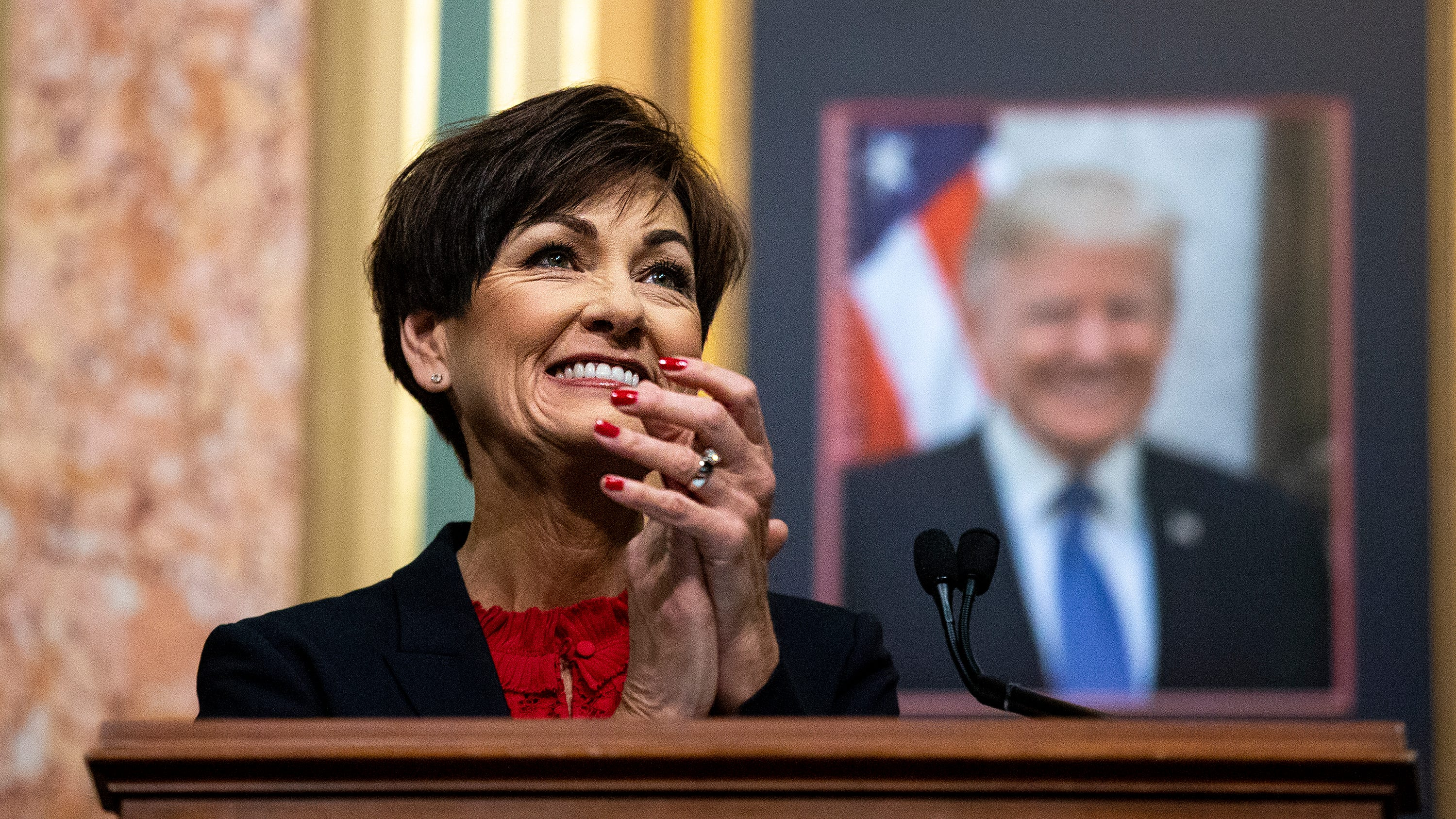 READ: Gov. Kim Reynolds' full 2019 Condition of the State