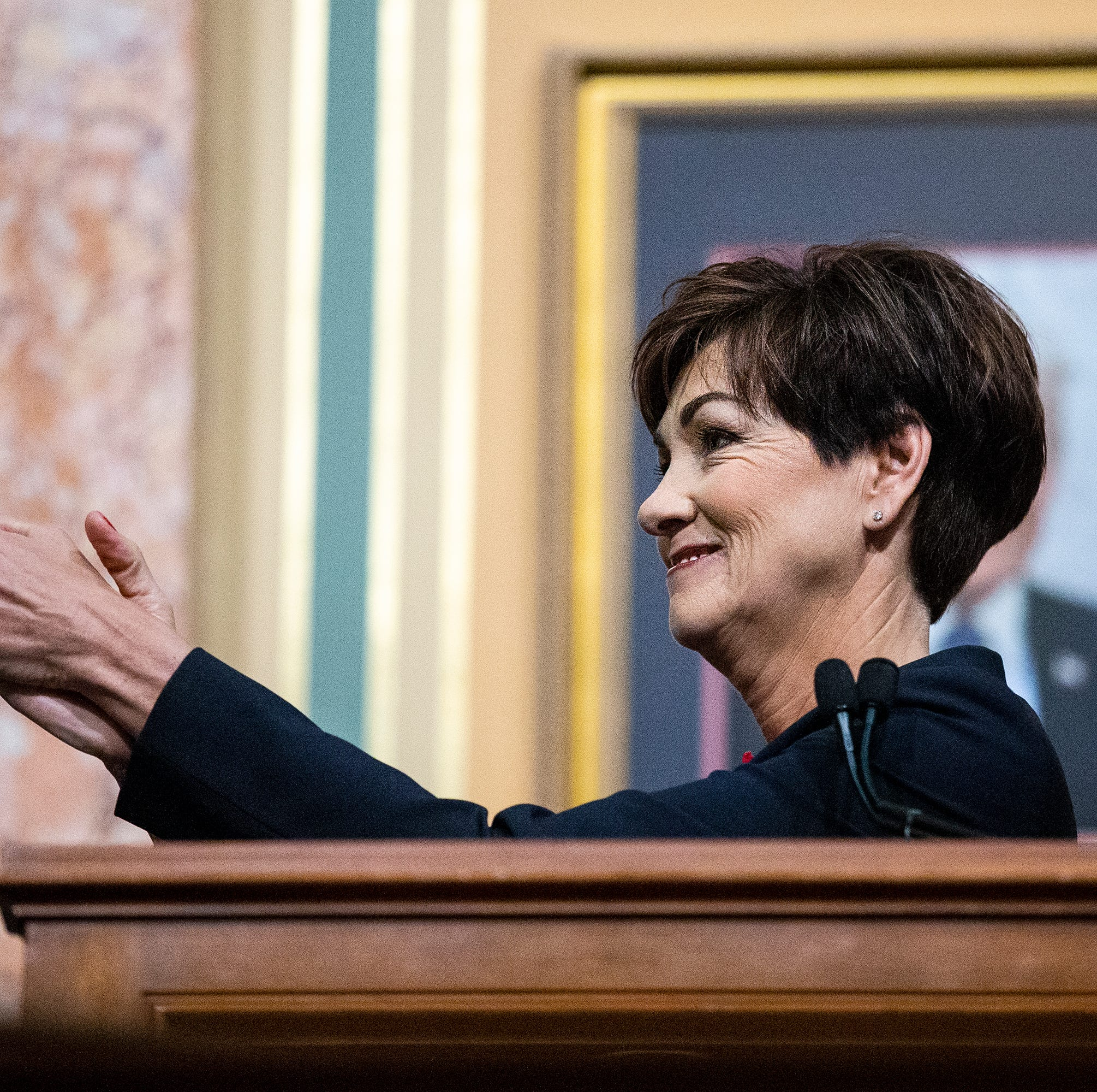 Gov. Kim Reynolds' agenda prioritizes genuine Iowa issues over partisan ideology