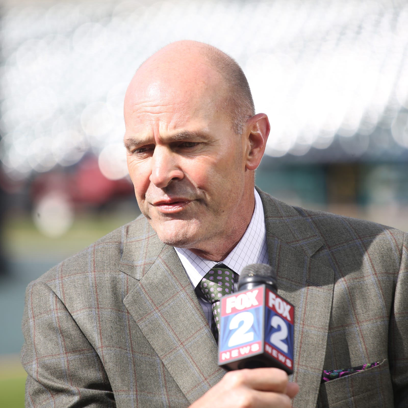 Former Detroit Tigers standout Kirk Gibson on...