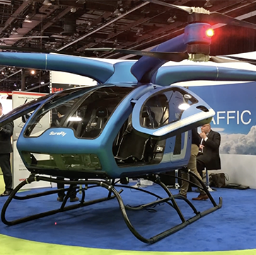 NAIAS: Is there a flying car in your future?