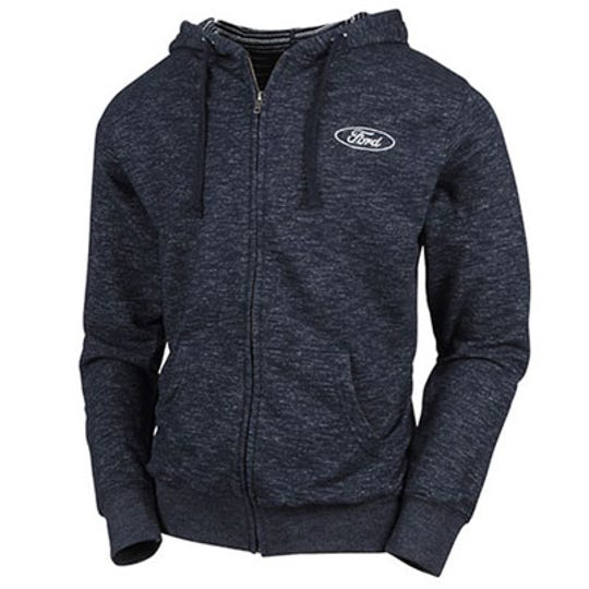 This Ford Motor hoodie runs $40 and is available at Ford headquarters in Dearborn.