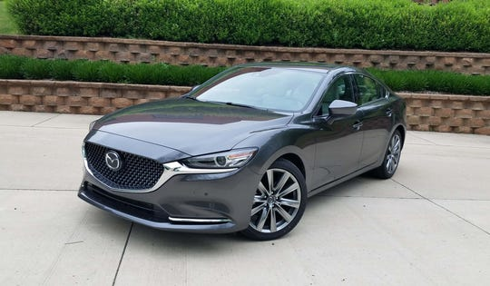 The Mazda 6 was passed over for the Volvo S60 and Insight ,which are fine, but hardly class benchmarks.