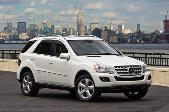 The Mercedes-Benz ML320 BlueTec model is among those named in the Arizona lawsuit on diesel testing.