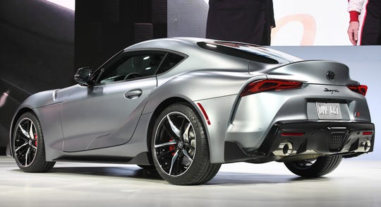 The 2020 Toyota Supra