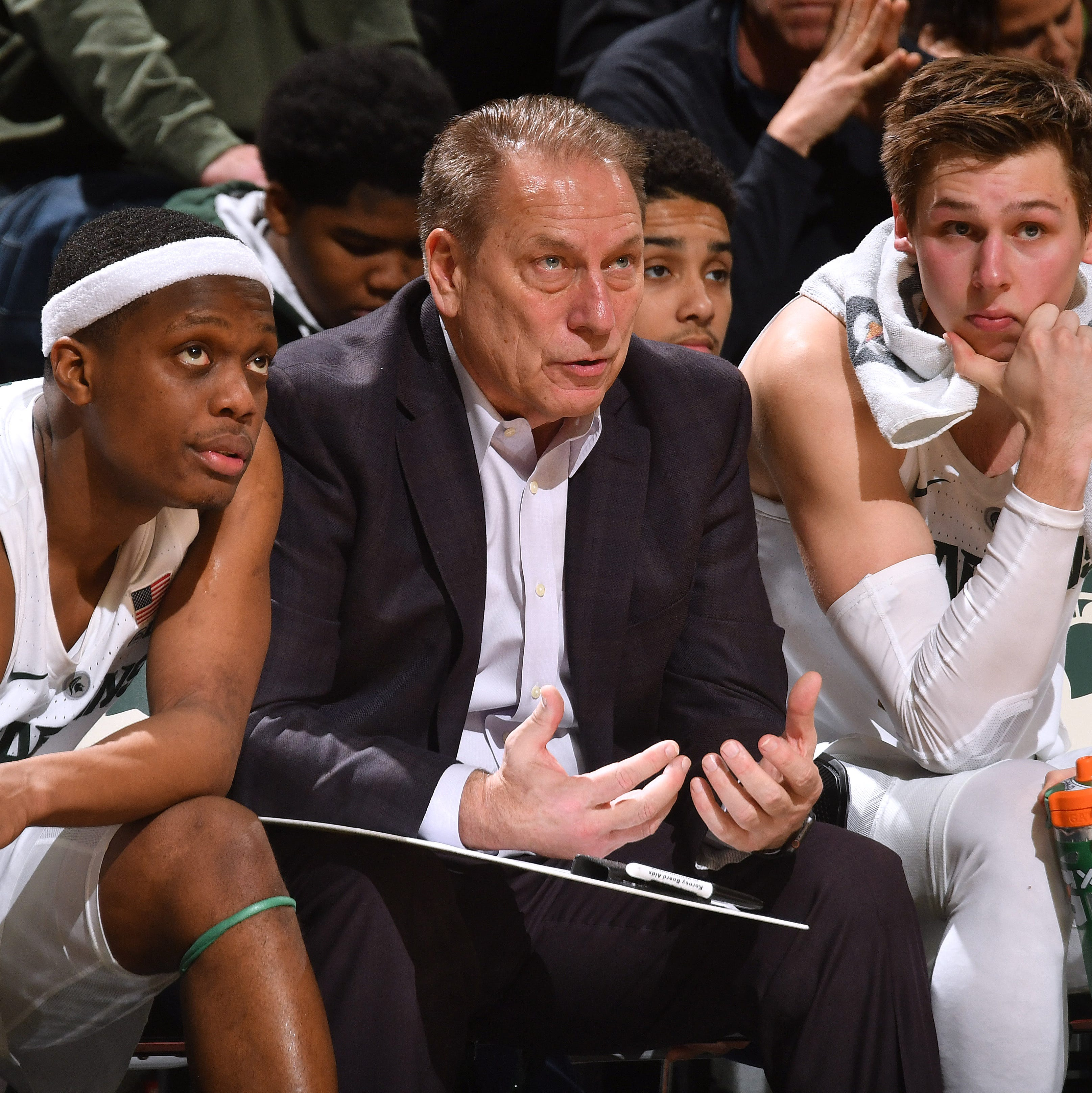 Michigan State, Michigan could both be No. 1 seeds in NCAA Tournament