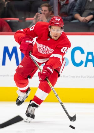 """Everybody who has been around for a little bit knows you have to do something over the break, and not just sit around,"" Red Wings defenseman Danny DeKeyser said."