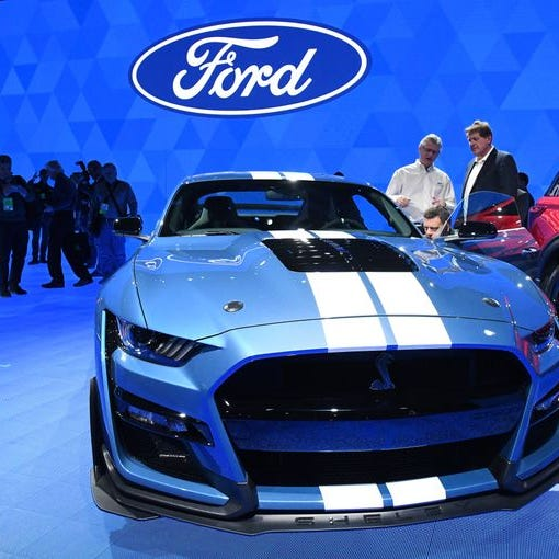 Vehicle rollouts take  backseat to talk about future at Detroit auto show