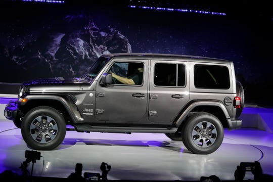 How does Jeep Wrangler, with its astonishing off-road capability, an open-air interior and updated creature comforts, not make the SUV list?