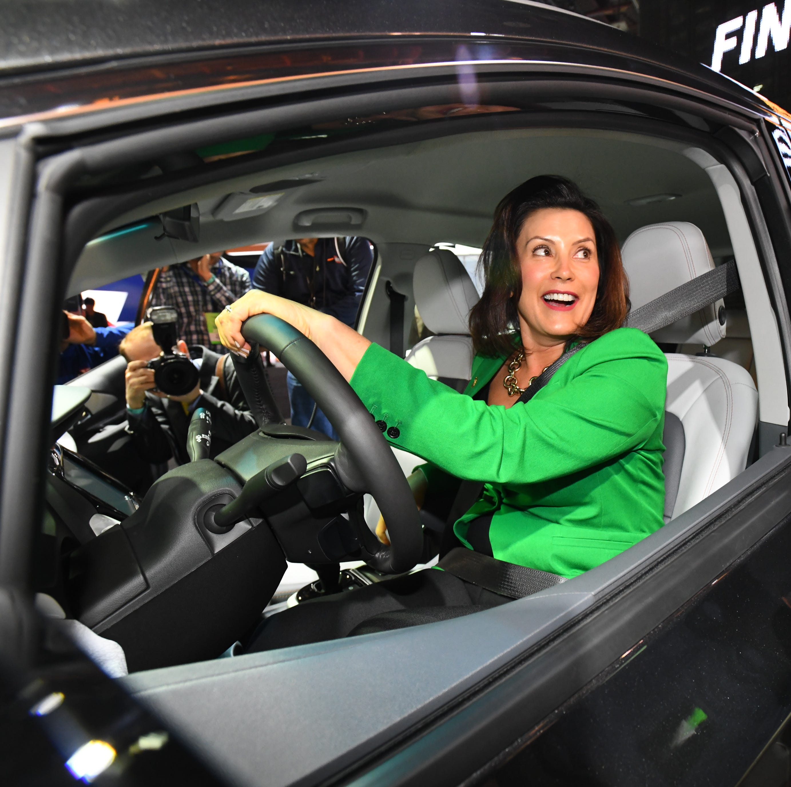 Gov. Whitmer: Meeting with GM's Mary Barra 'in the works'