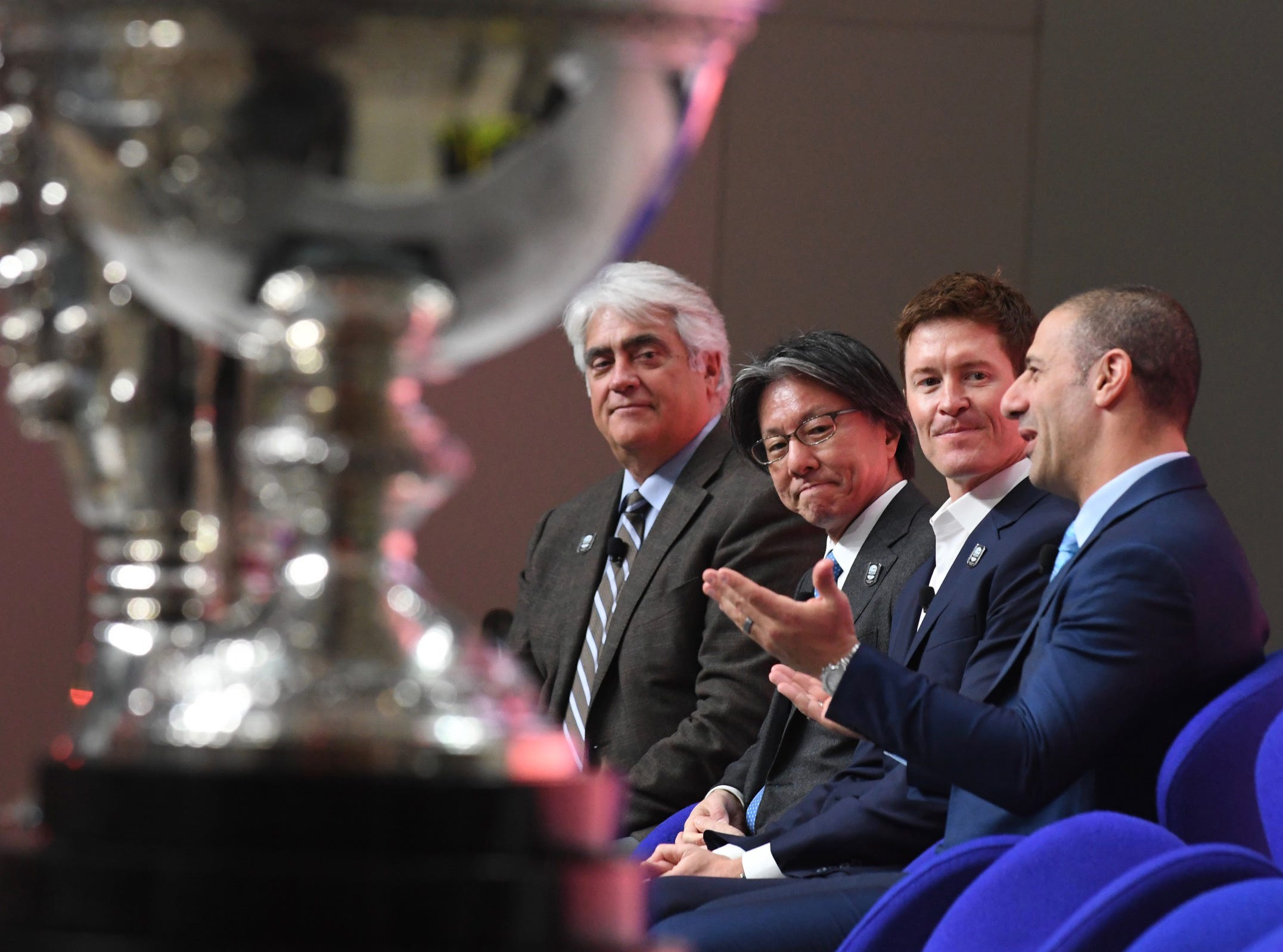 IndyCar's Dixon, Kanaan thrilled to have NTT as new title sponsor