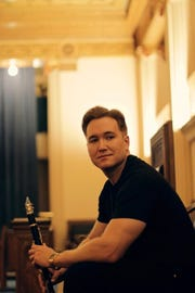 Renowned clarinet virtuoso Dave Bennett will be performing live at The War Memorial on Feb. 17.