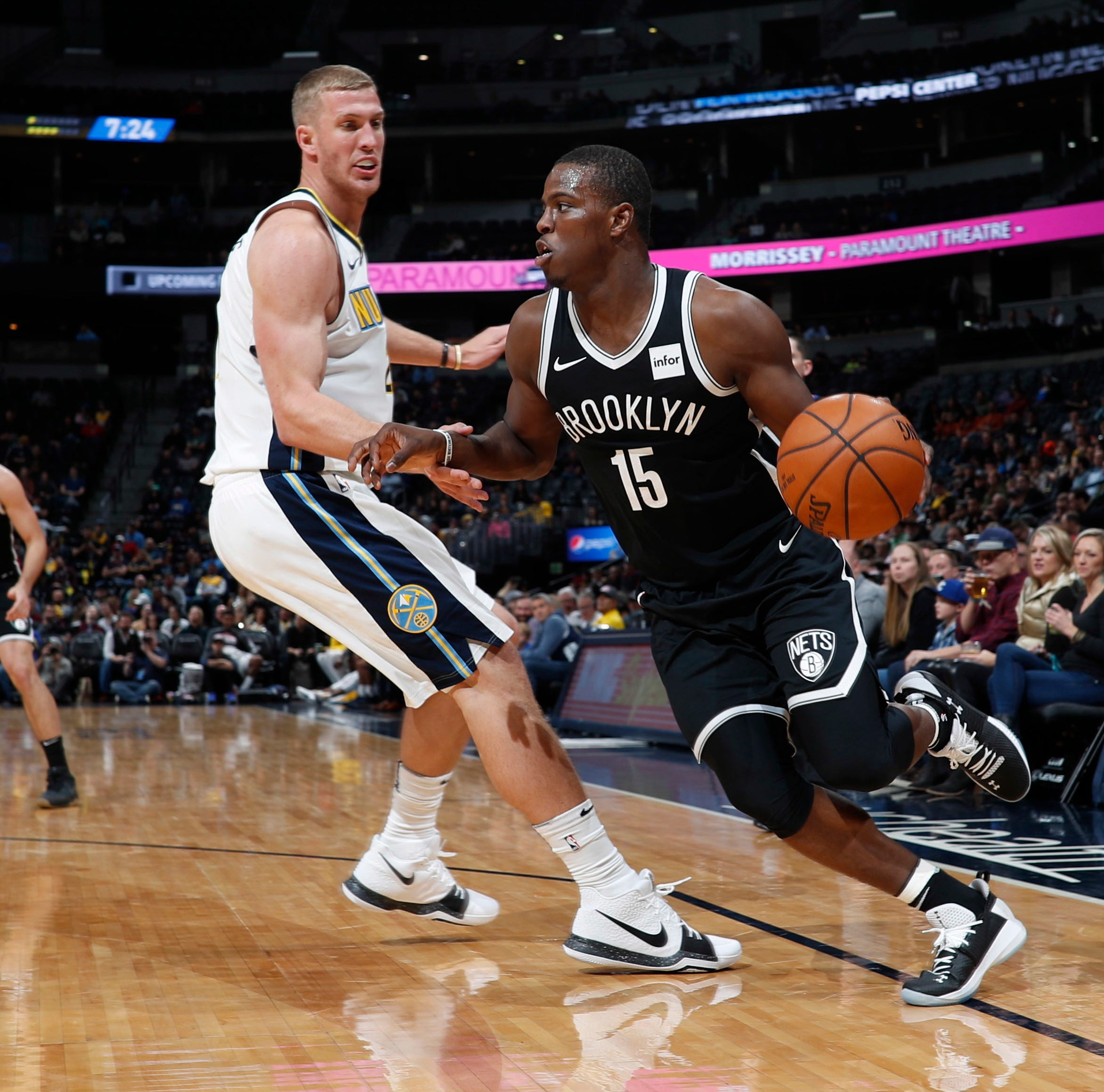 Pistons sign point guard Isaiah Whitehead