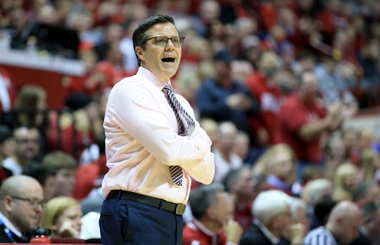 Nebraska coach Tim Miles and his team should be able to use its healthy home court advantage to send MSU to its first Big Ten loss of the season on Thursday.