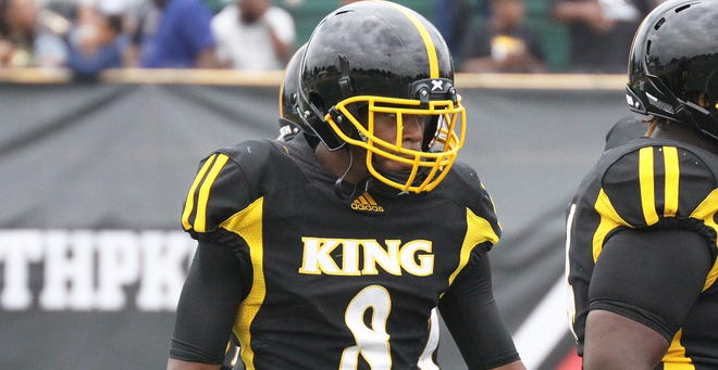 Detroit King running back Peny Boone received a scholarship offer from Michigan.