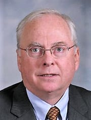 Bradford County District Attorney Daniel Barrett