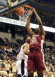 Despite 9 points from redshirt sophomore forward Mfiondu Kabengele, Florida State came up short during a loss to Pittsburgh.