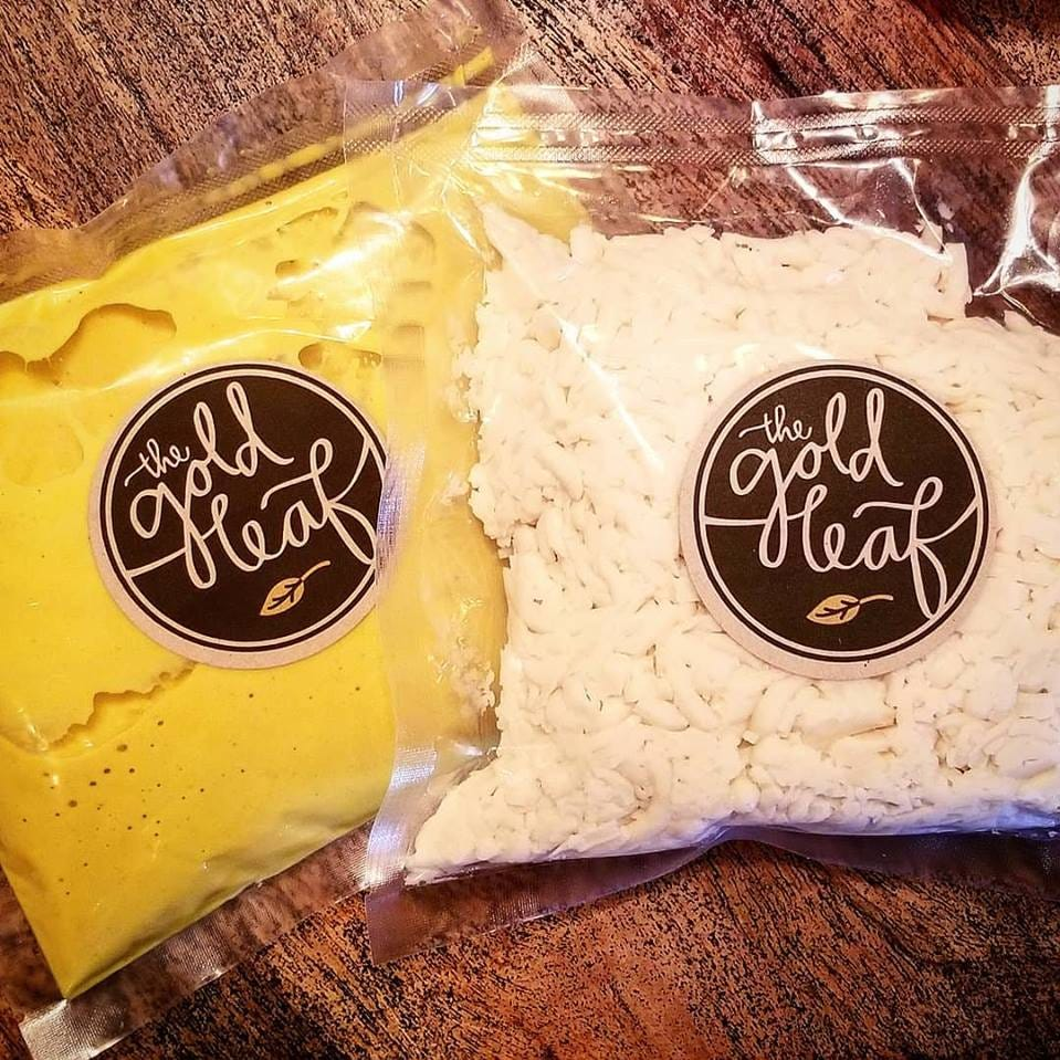Gold Leaf Collective in Fort Collins now selling trio of vegan cheeses