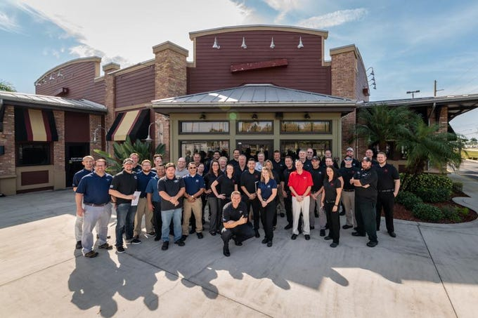 The East Naples-based Texas Tony's is taking over the former Sonny's BBQ in Cape Coral. The restaurant announced the expansion on Jan. 8.