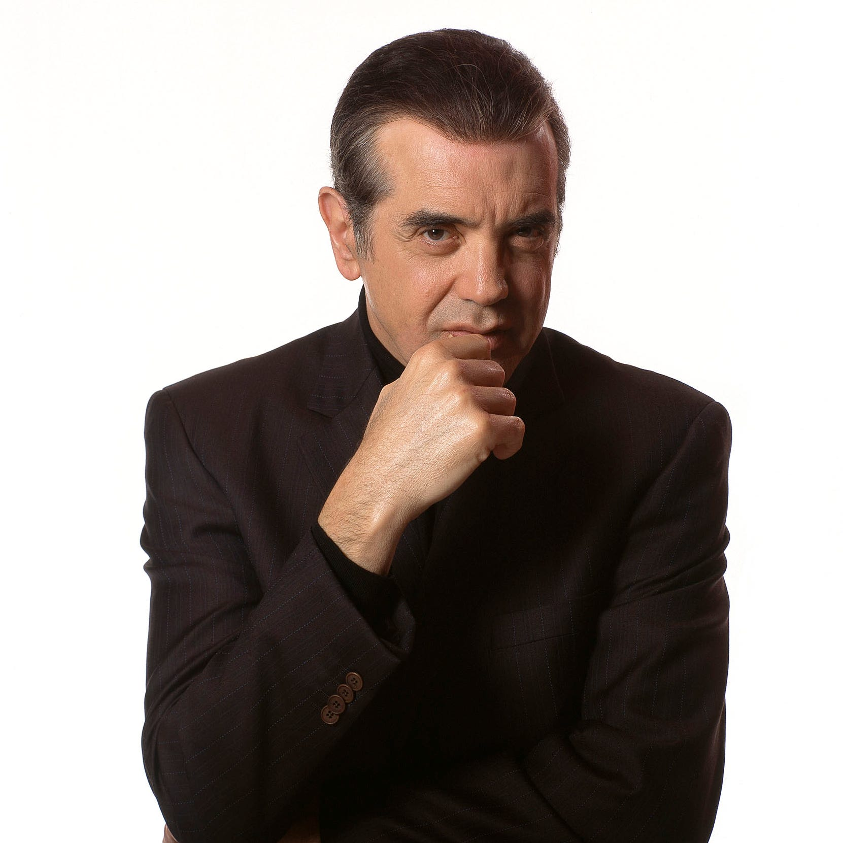 Actor Chazz Palminteri talks 'Bronx Tale' in Fort Myers and the murder that changed his life