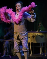 "A publicity photo for Gulfshore Opera's upcoming ""Don Pasquale"""