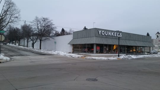 Younkers Home Store on Fourth Avenue in Sturgeon Bay.