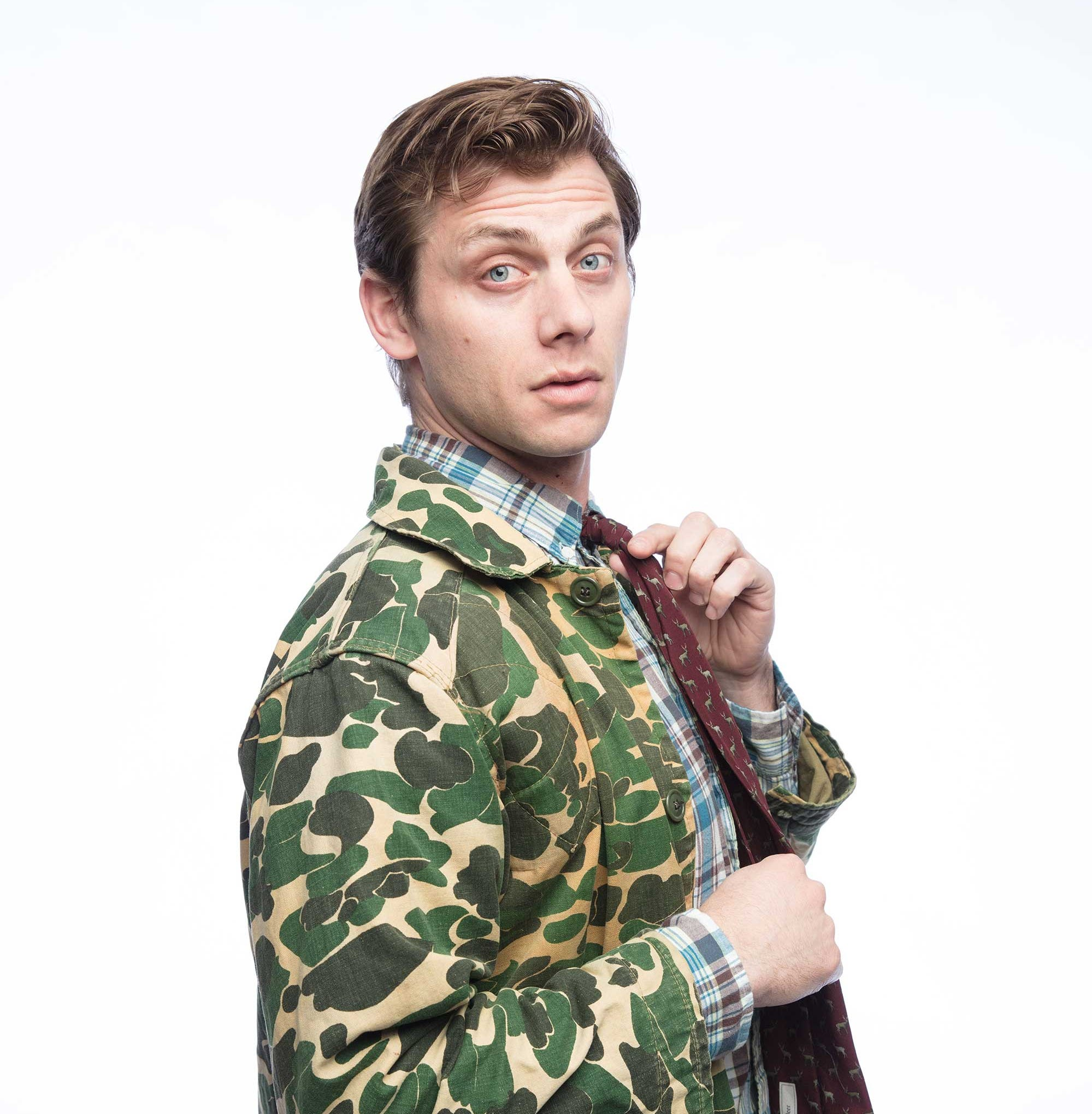 'Manitowoc Minute's' Charlie Berens will help keep CP Telethon moving as guest host