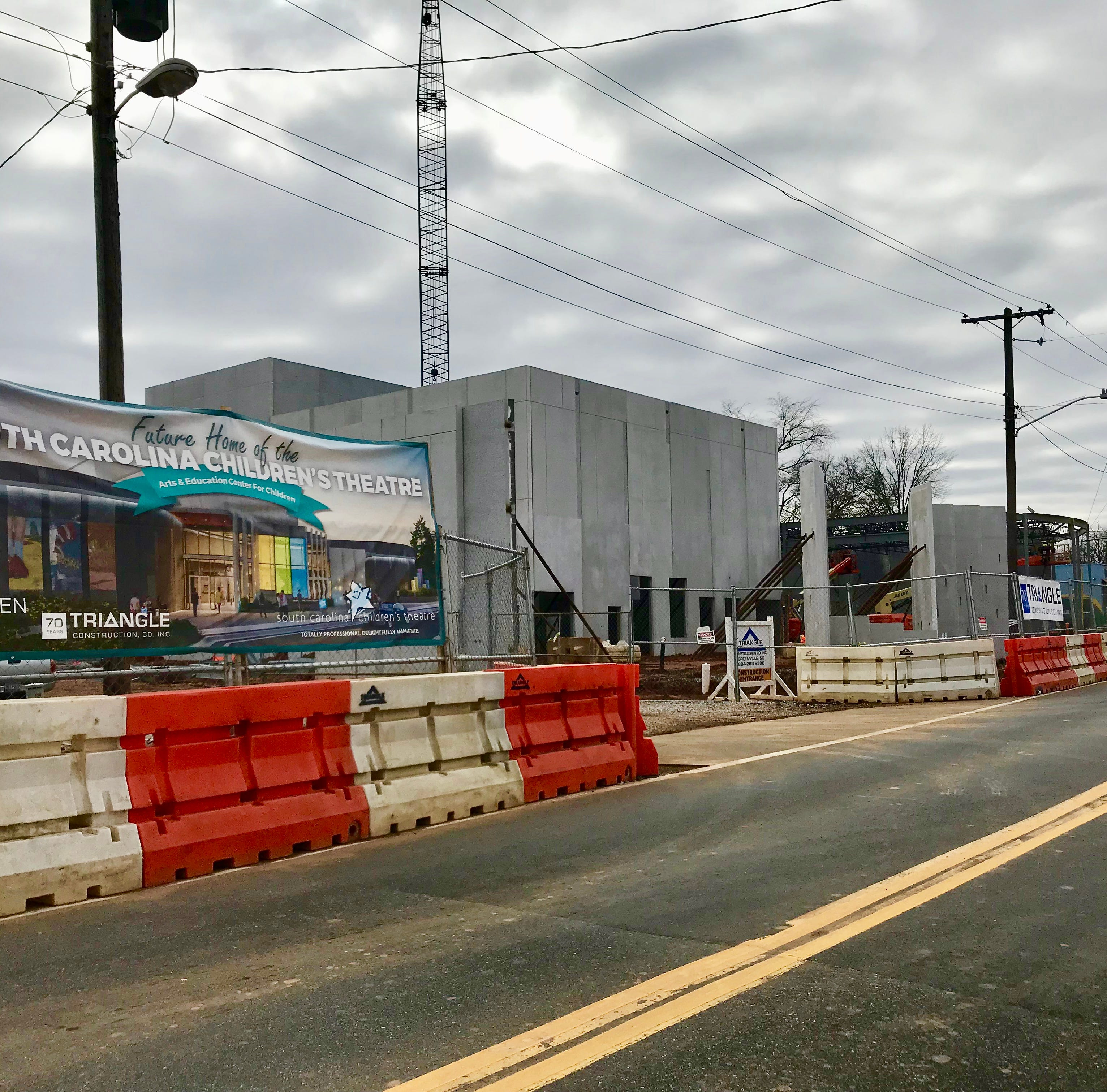 Ask LaFleur: What's coming to the construction sites in Greenville's West End?