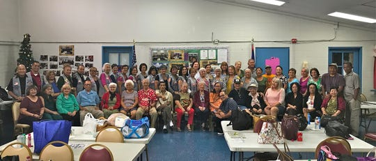 Members of the Guam Sunshine Lions Club visited the seniors at the Sinajana Senior Citizen Center on January 8 bringing gifts of bingo dabbers and engaging in fun-filled fellowship.