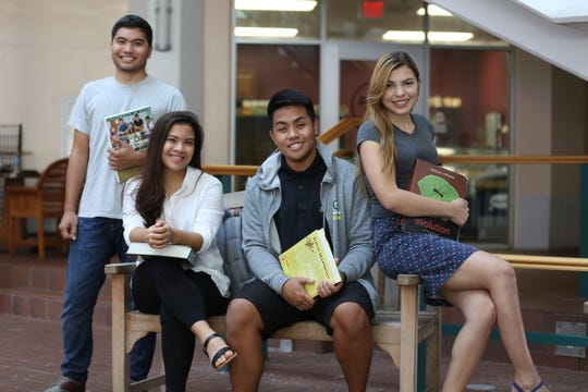 The size of the University of Guam student population and campus create an inviting and supportive environment where students can thrive.