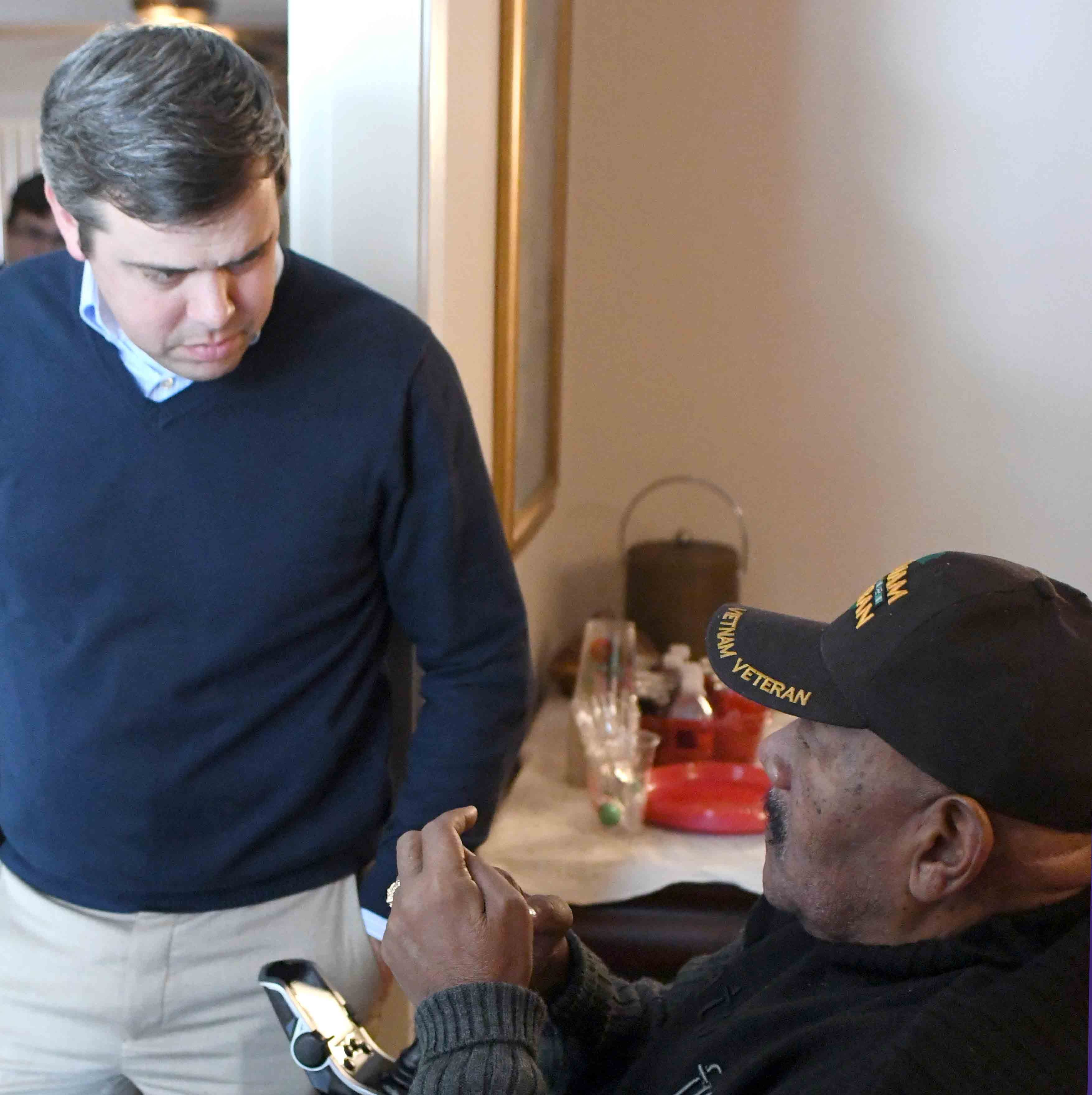 Why Hattiesburg is a 'shining example' for helping veterans, group says