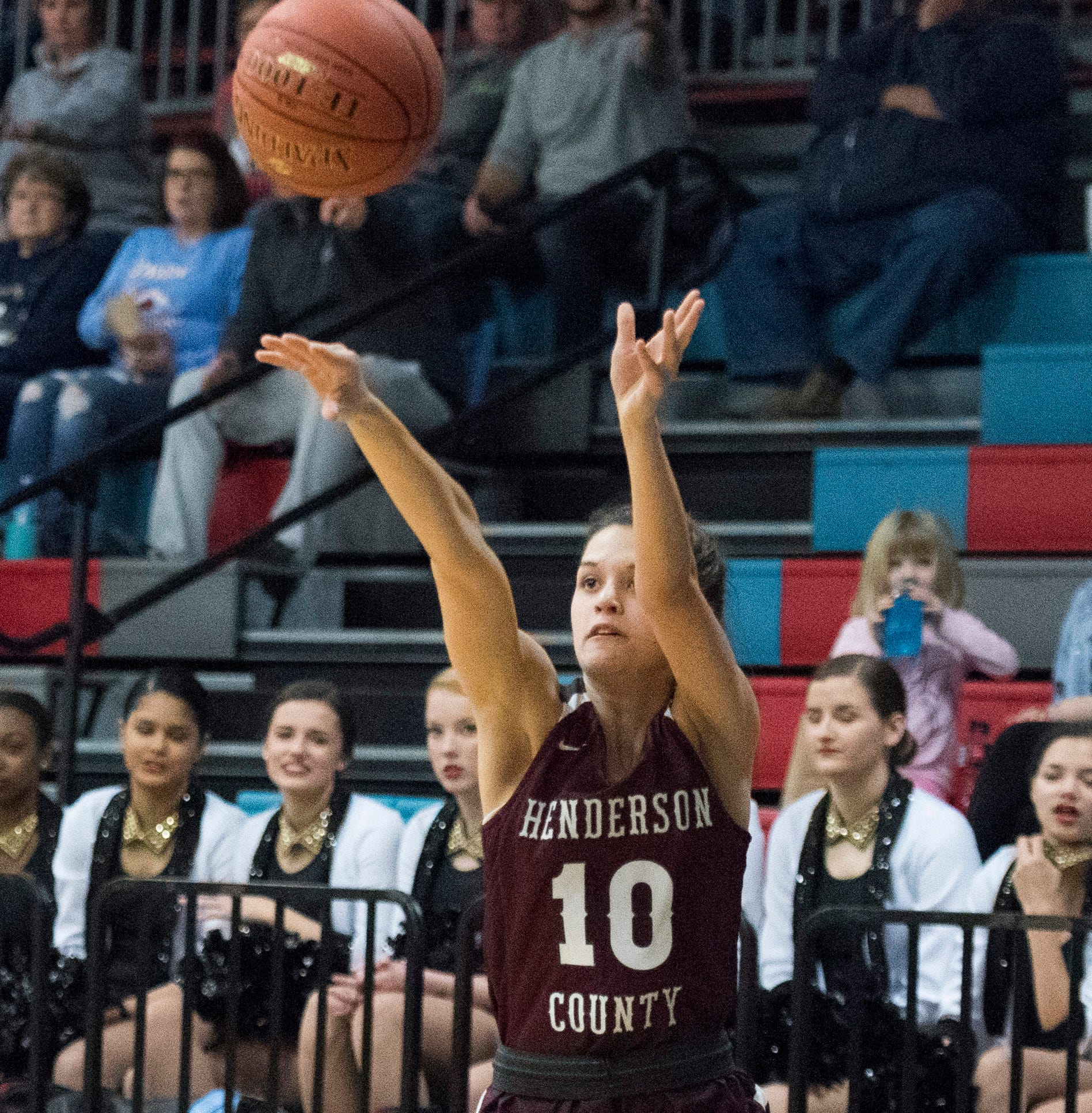 Katie Rideout looks to become more consistent shooter with Brescia basketball program