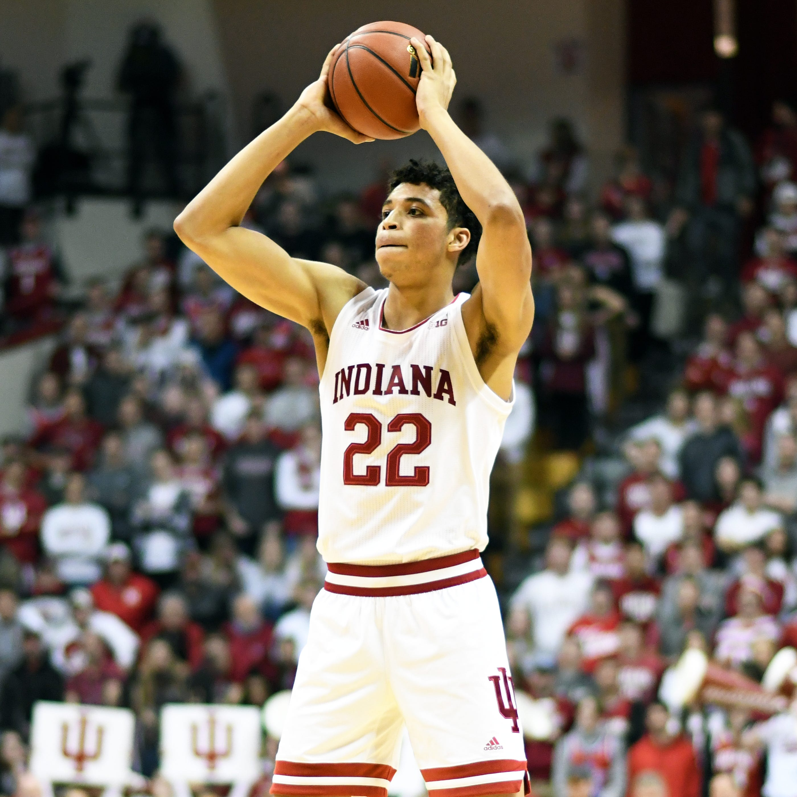Clifton Moore to transfer from IU basketball after two years