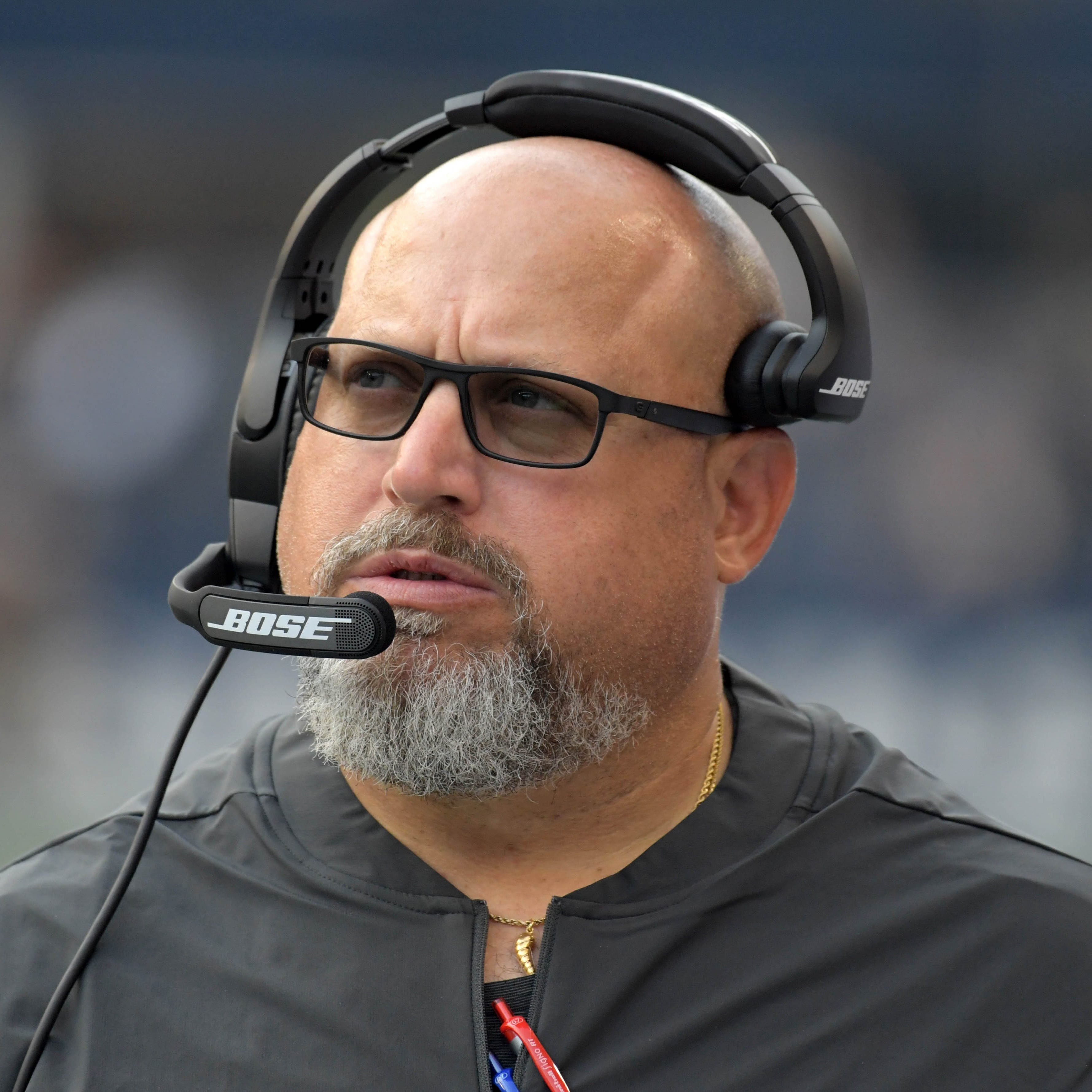 Colts fire offensive line coach Dave DeGuglielmo in surprise move